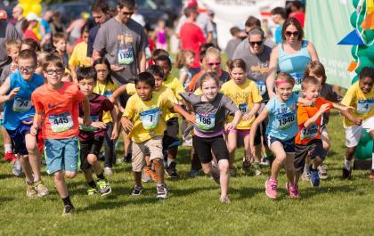 TC Kids Cross Country Fun Run