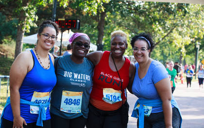 Women Run the Cities 5K 2017