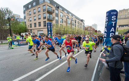 Medtronic TC 1 Mile 2018