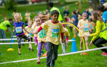 TC Kids Cross Country Fun Run 2018