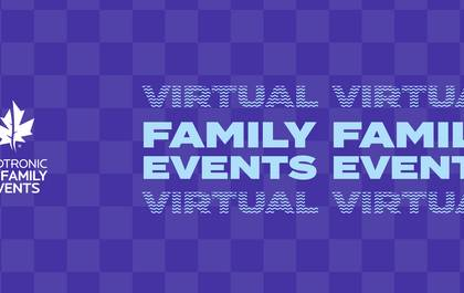 virtual family events NEW art for 2020