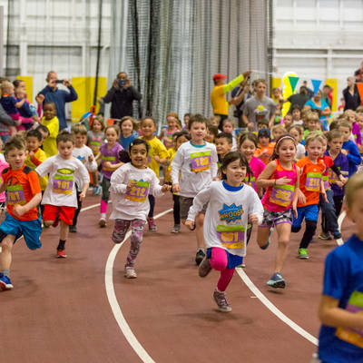 TC Kids Fieldhouse Fun Run 2017