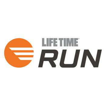 Lifetime Run Logo