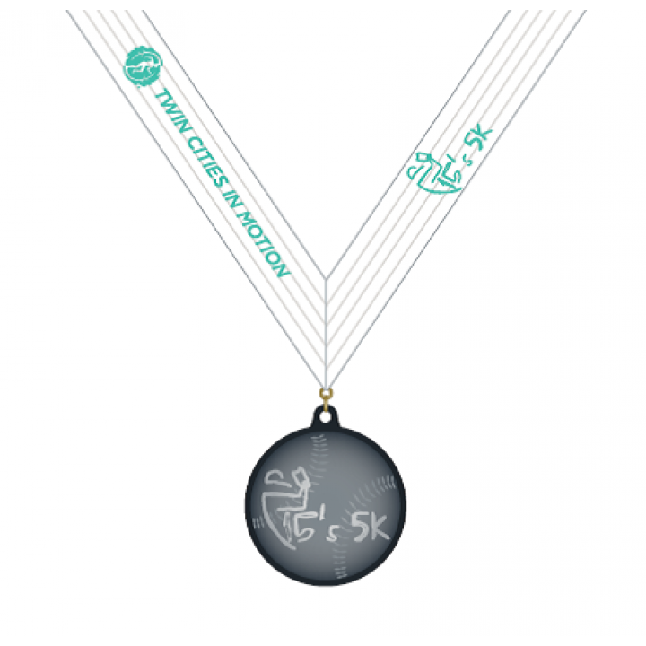 Exclusive Finishers Medal