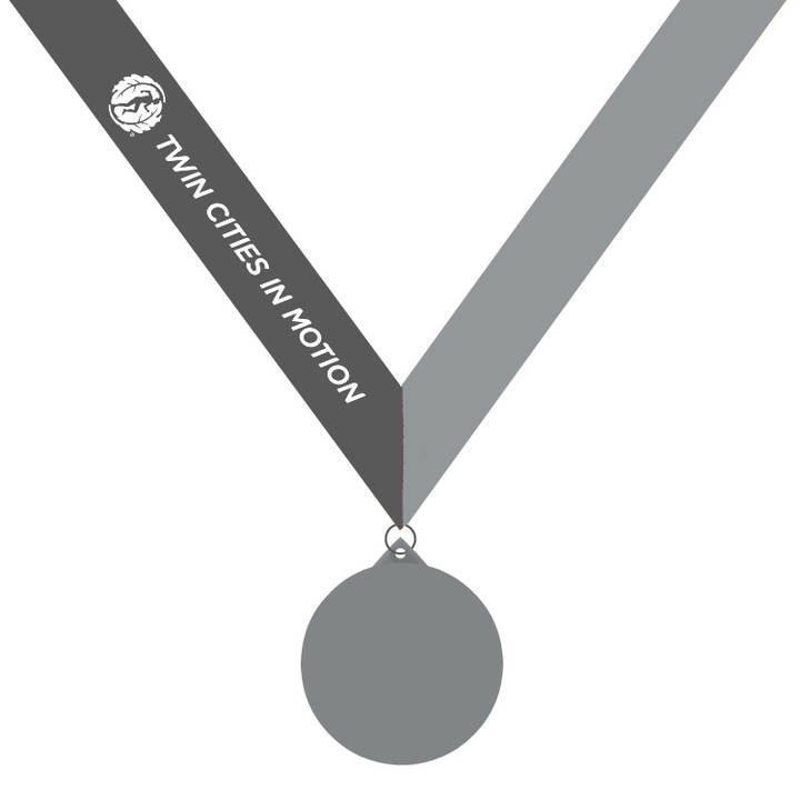 Exclusive Finisher Medal