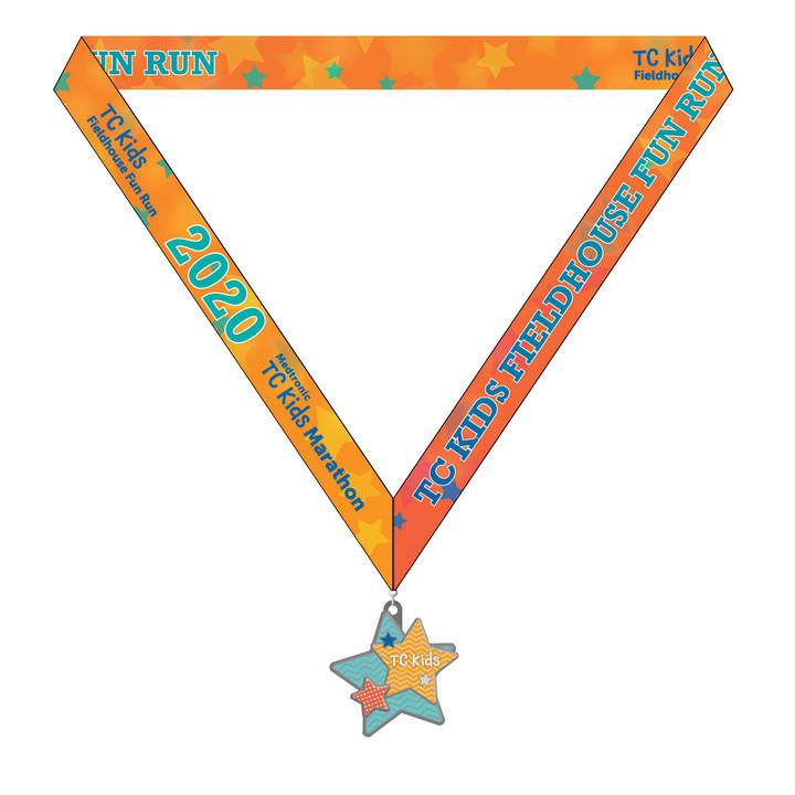 Kids Fieldhouse medal 2020