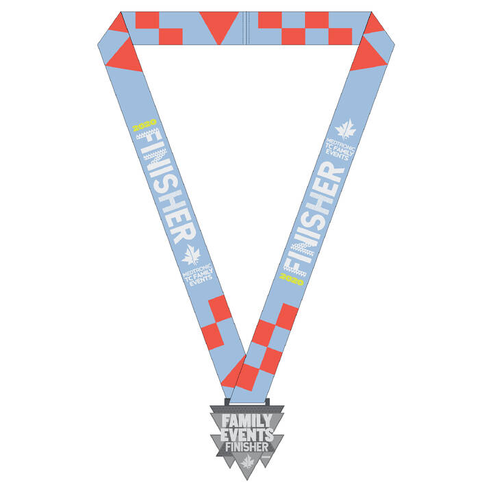 virtual Family Events medal 2020
